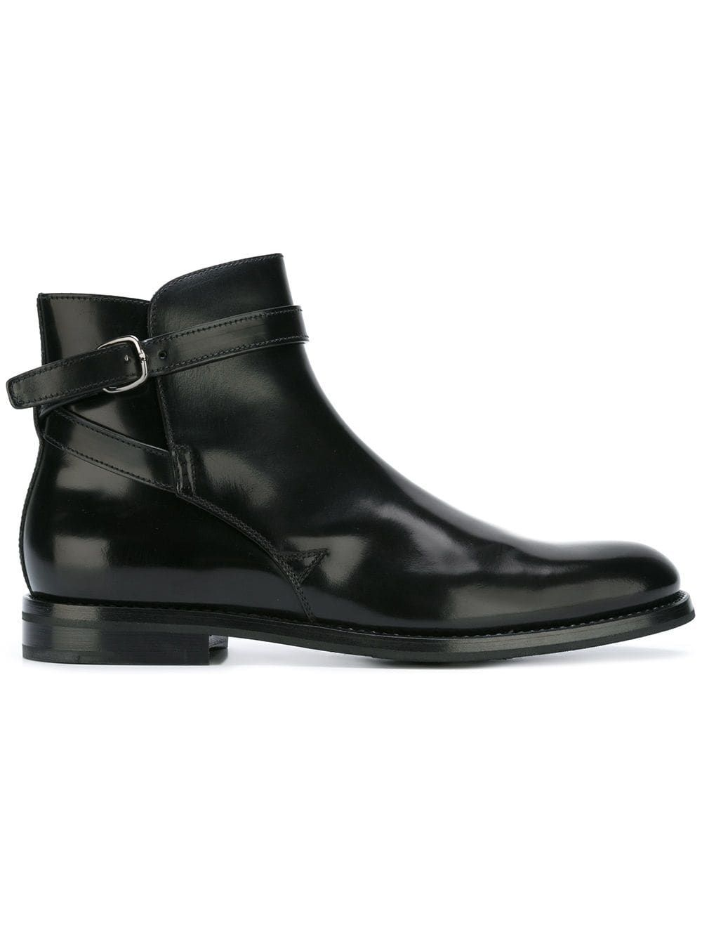 e03a8ff822 Church's 'Merthyr' boots - Black in 2019 | Products | Boots ...