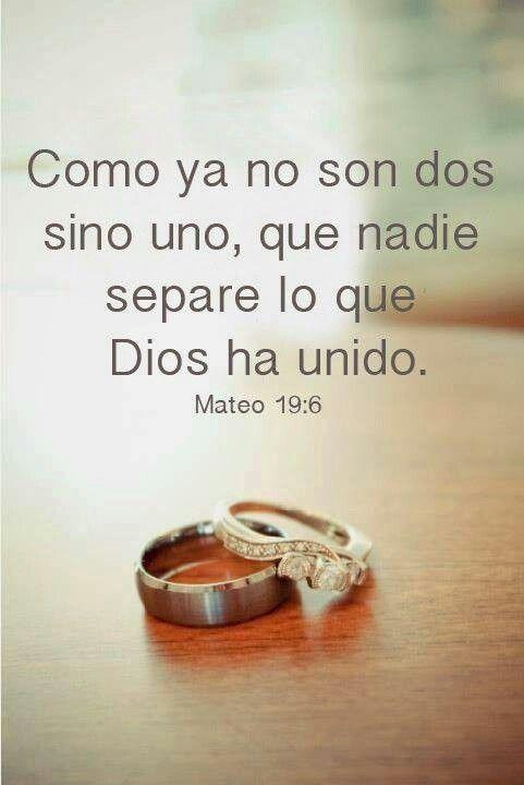 El Matrimonio es Obra de DiosPara la Gloria de Dios\