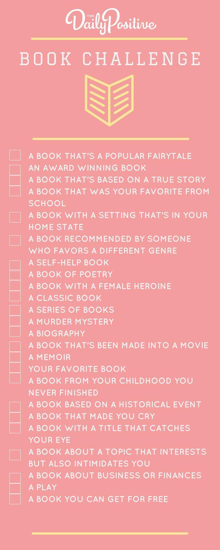 Winter Book Challenge #movietimes