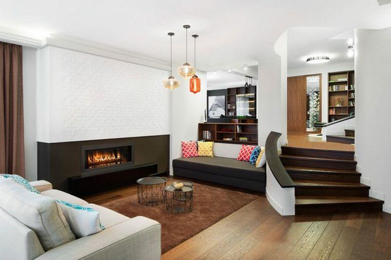 Ideen, um ein Wohnzimmer 25 unglaubliche Beispiele zu schmücken ...