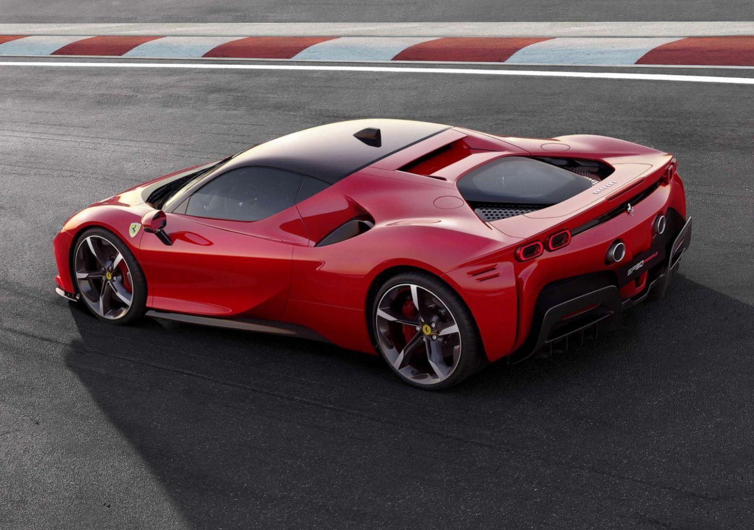 10 Picture Ferrari 2020 Engine Fire Up In 2020 Super Cars New Ferrari Hybrid Car