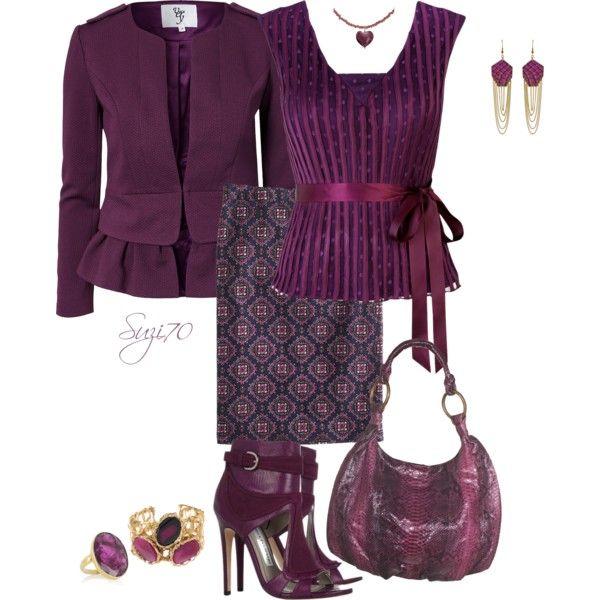 """Purple Contest (2)"" by suzi70 on Polyvore"
