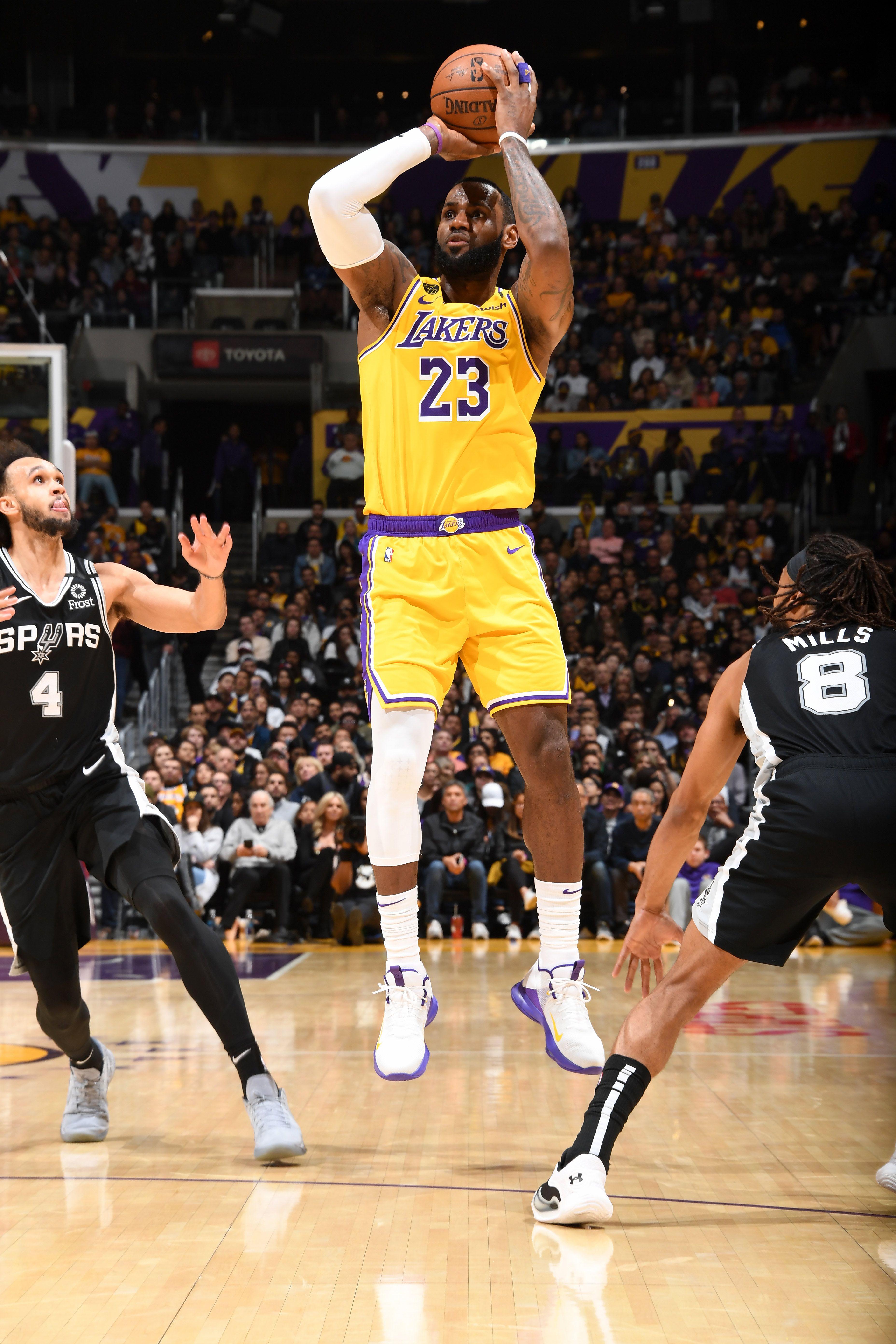 Photos Lakers vs Spurs (02/04/2020) Lakers vs spurs
