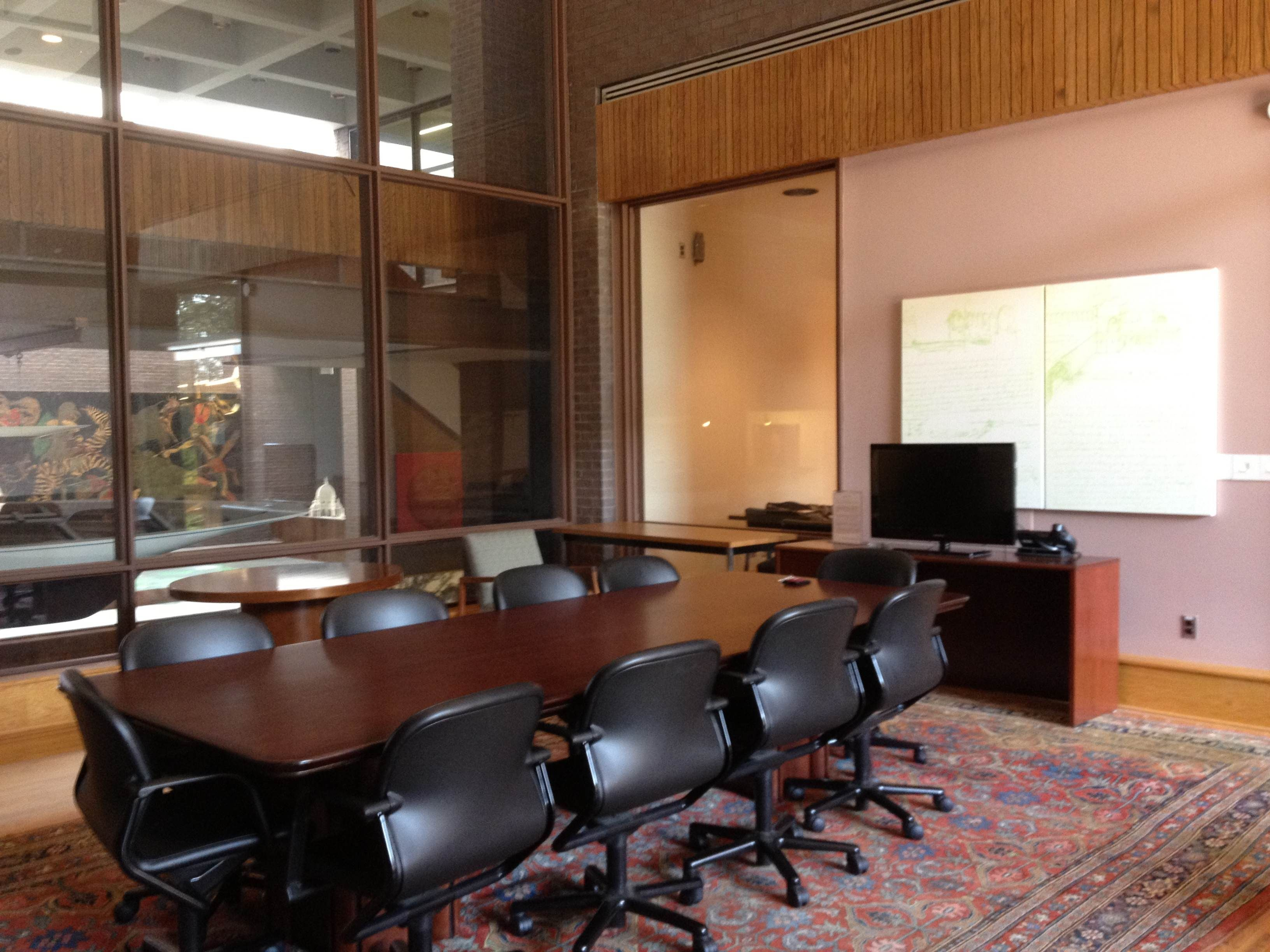 meeting room, stevens institute of technology in new jersey, http