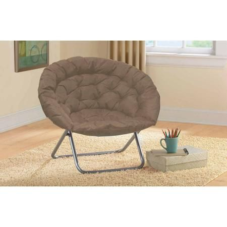 Oversized Moon Chair Multiple Colors Walmart Com Furniture