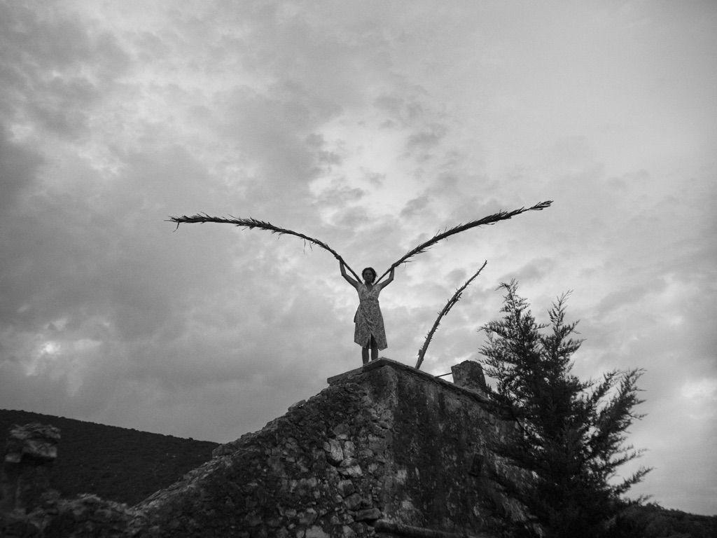 Winged Victory Olga Stefatou
