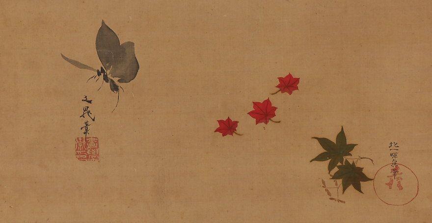 Gassaku Tani Buncho Sakai Hoitsu Collection Pct Japanese