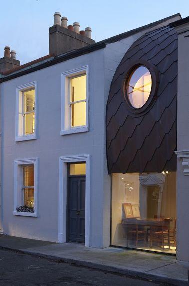 A Modern Maison Image Ie Exterior Paint Colors For House House Tours Dublin House