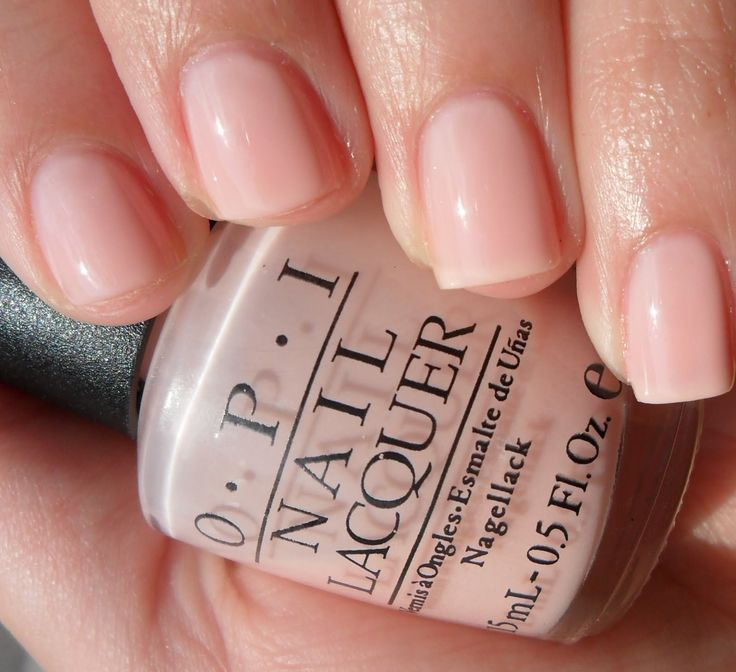 My current favorite OPI nail polish - Heartthrob. | Nude Nails ...