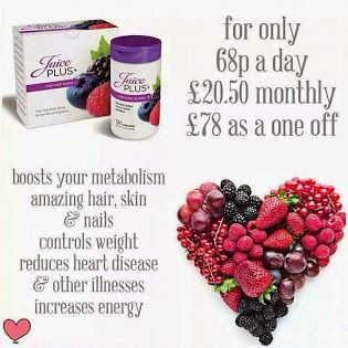 Juice Plus Berry Blend Capsules Benefits