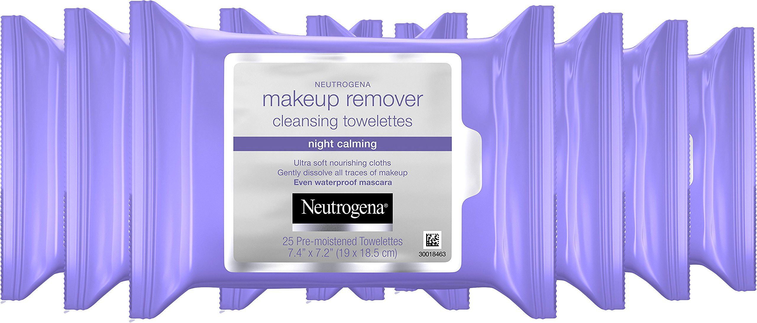 Neutrogena Makeup Remover Cleansing Towelettes and Wipes