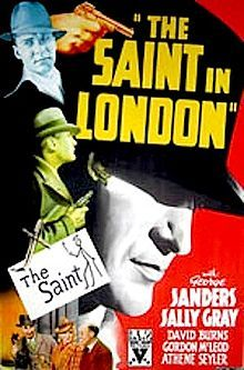 Watch The Saint in London Full-Movie Streaming