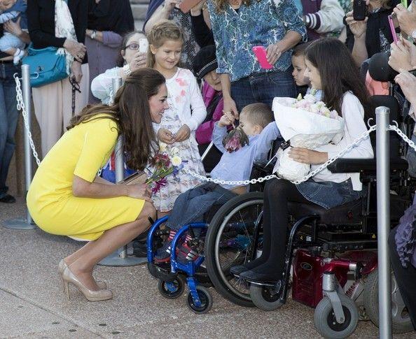 Kate Middleton - The Royal Couple at the Sydney Opera House