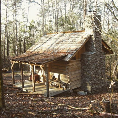 Idea By Ryan Potts On Cabins Cabin Small Log Cabin Rustic Cabin