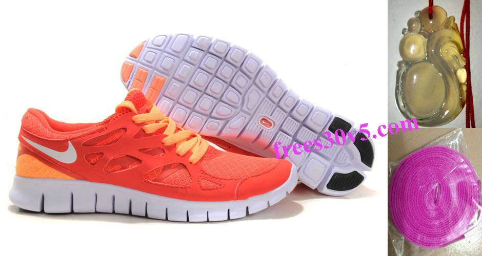 Nike Free Run Womens Robes Rouges