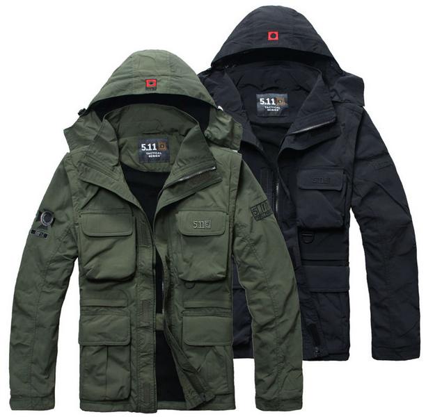 5.11 Tactical Valiant Mont Jacket