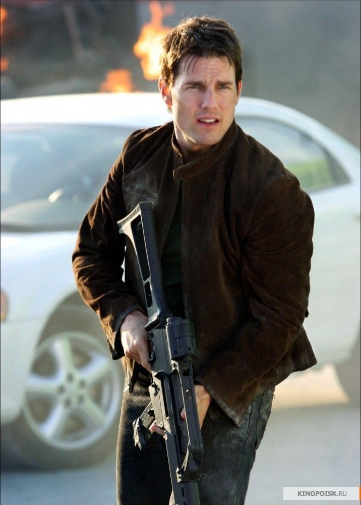 Mission Impossible 3 - Belstaff Ethan blouson | BMG | Tom cruise