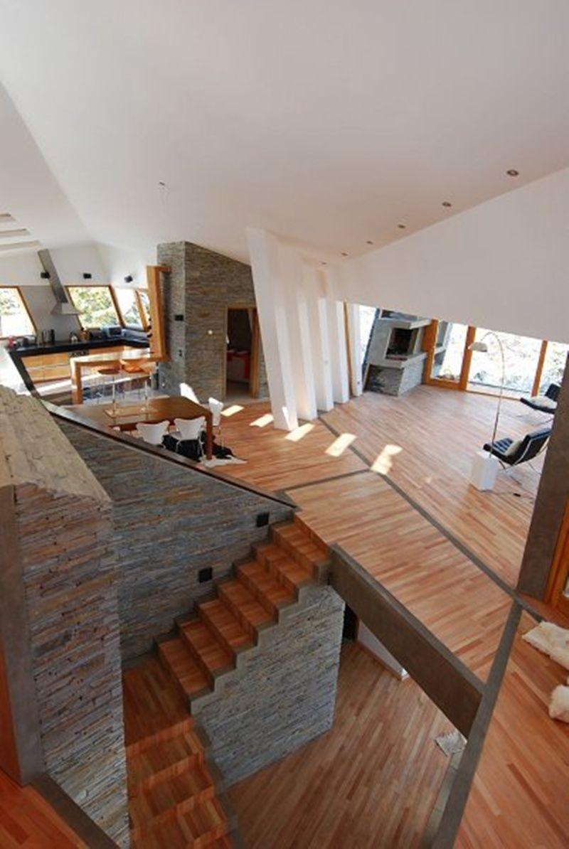 Escaleras para casas de madera http://ventacasasdemadera.com/2014/01/15/escaleras-para-casas-de-madera/  #madrid #casademadera #madera #casaspersonalizadas