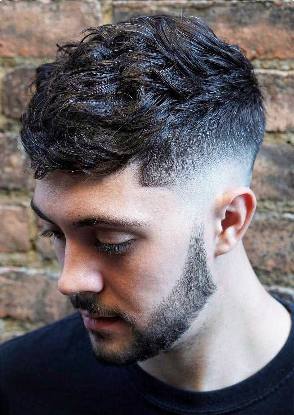 Low skin fade haircut men  timeless french crop haircut variations in   styling guide
