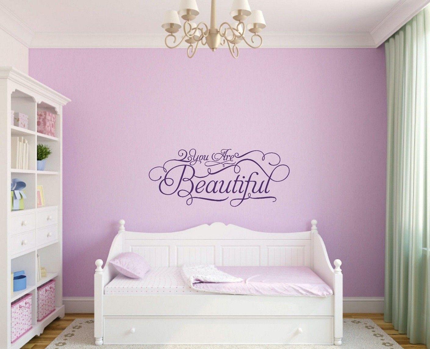 Bedroom wall stickers for teenage girls - Teenage Girl Bedroom Wall Art