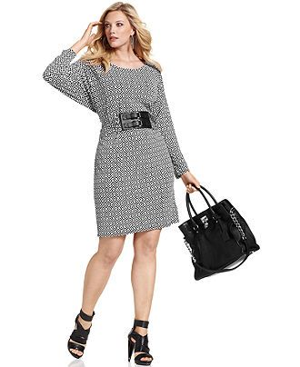 d5cd50d562 MICHAEL Michael Kors Plus Size Dress