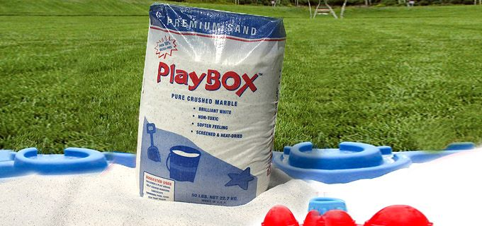 Looking Into This Option For Our Sandbox I Don T Like