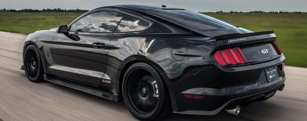 Hennessey Hpe800 25th Anniversary Edition