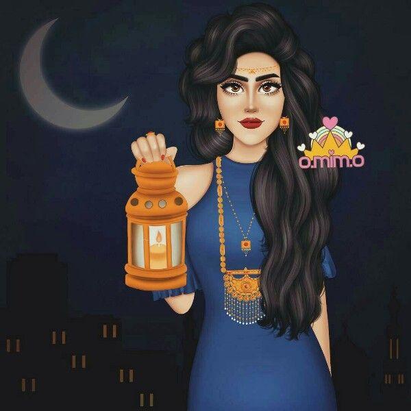 رمزيات بنات جيرلي شهر رمضان Pop Art Girl Cute Baby Wallpaper Art Girl