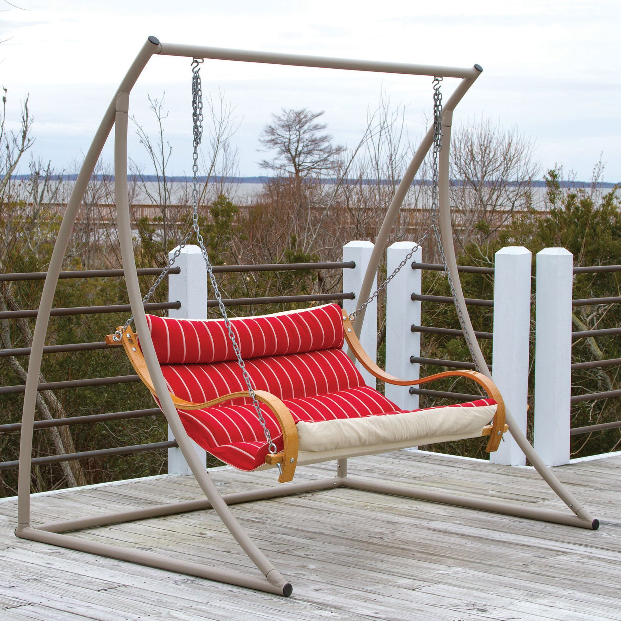 sky of hammock be photo with or swing frames outdoor good chairs for would frame ordinary x wooden arbor stand