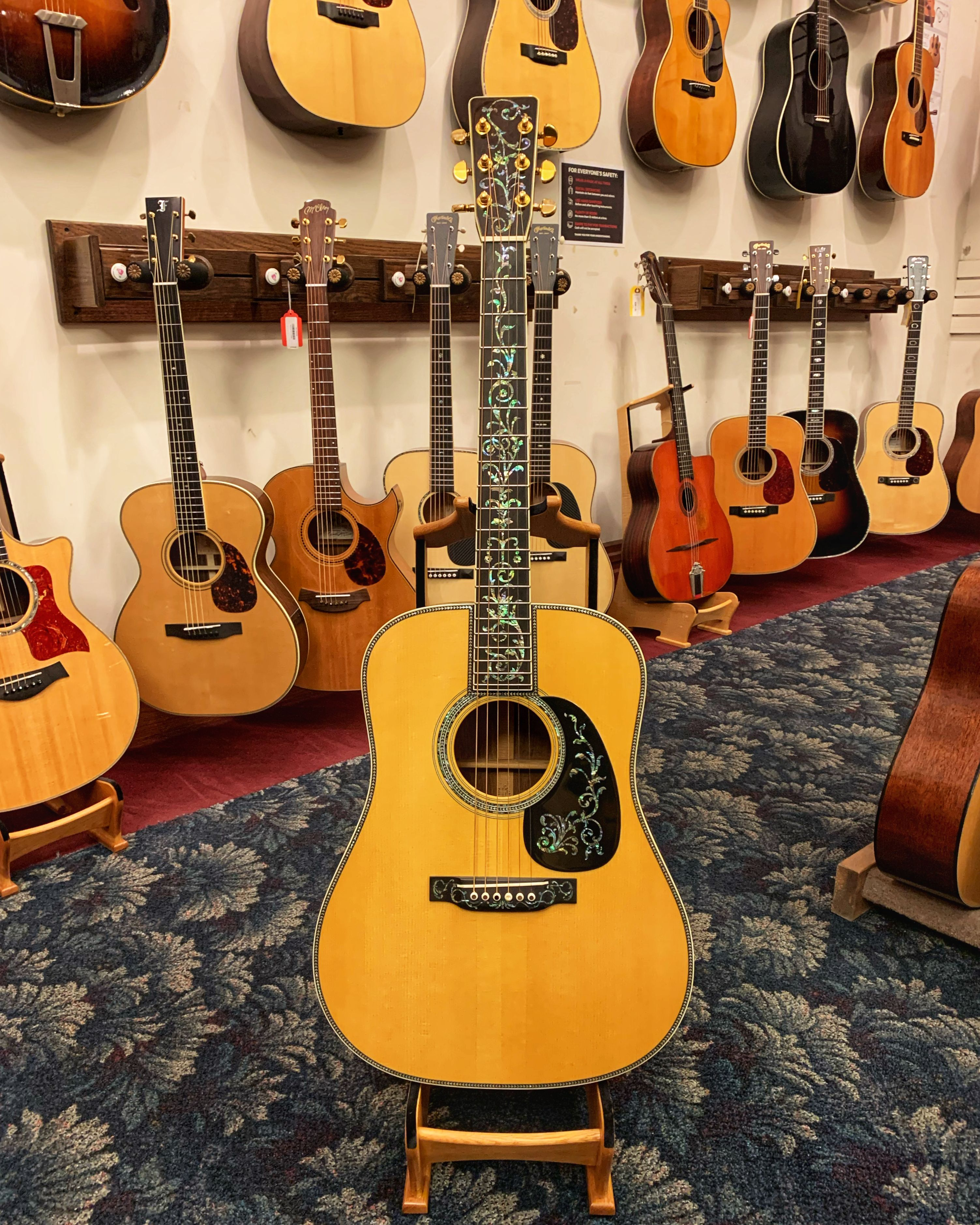 Martin D 28 Custom Conversion 1966 2010 Custom Acoustic Guitar Guitar