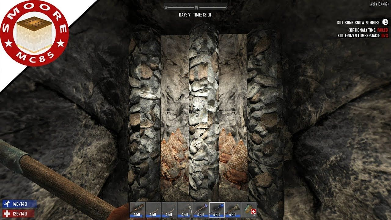 Simple Perfect Horde Base 7 Days To Die Alpha 16 4 E54 7