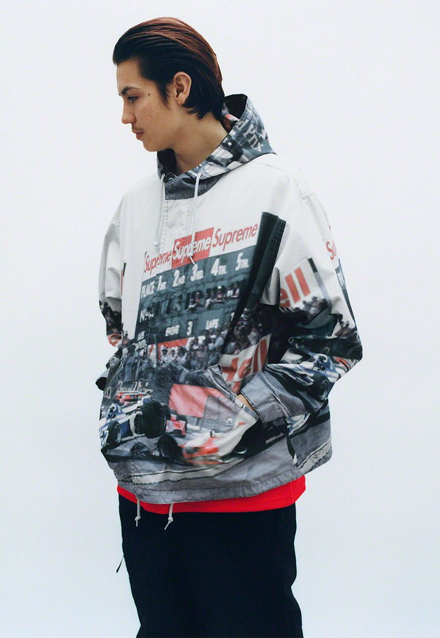 36668572 2019的Supreme NYC Spring Summer 2019 Collection | 韩版| Hooded ...