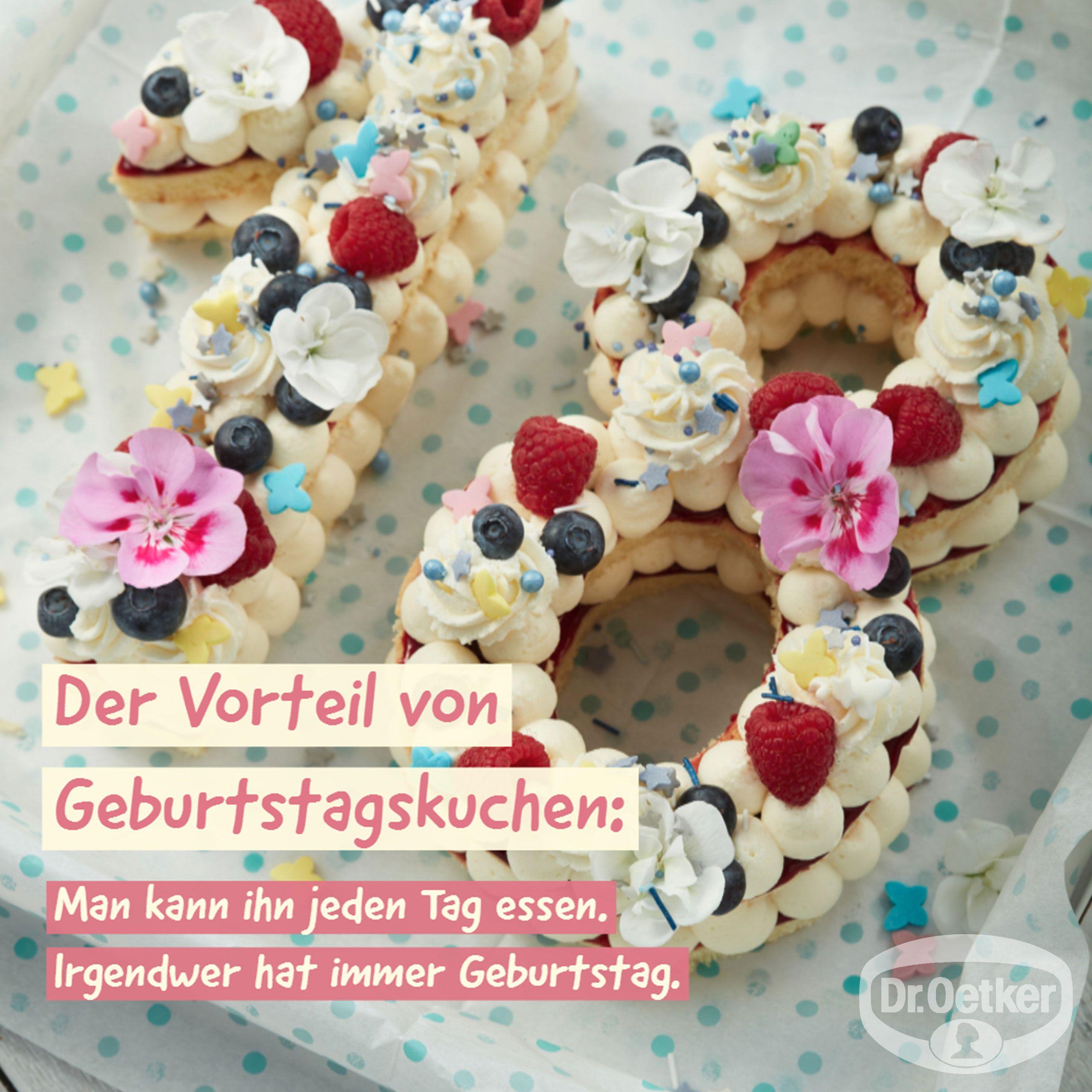 Geburtstagszahlen Torte Rezept Anzahl Kuchen Kuchen Geburtstagstorte
