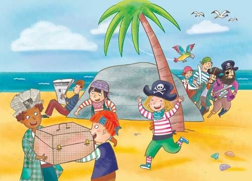 Image result for pirates and seasides