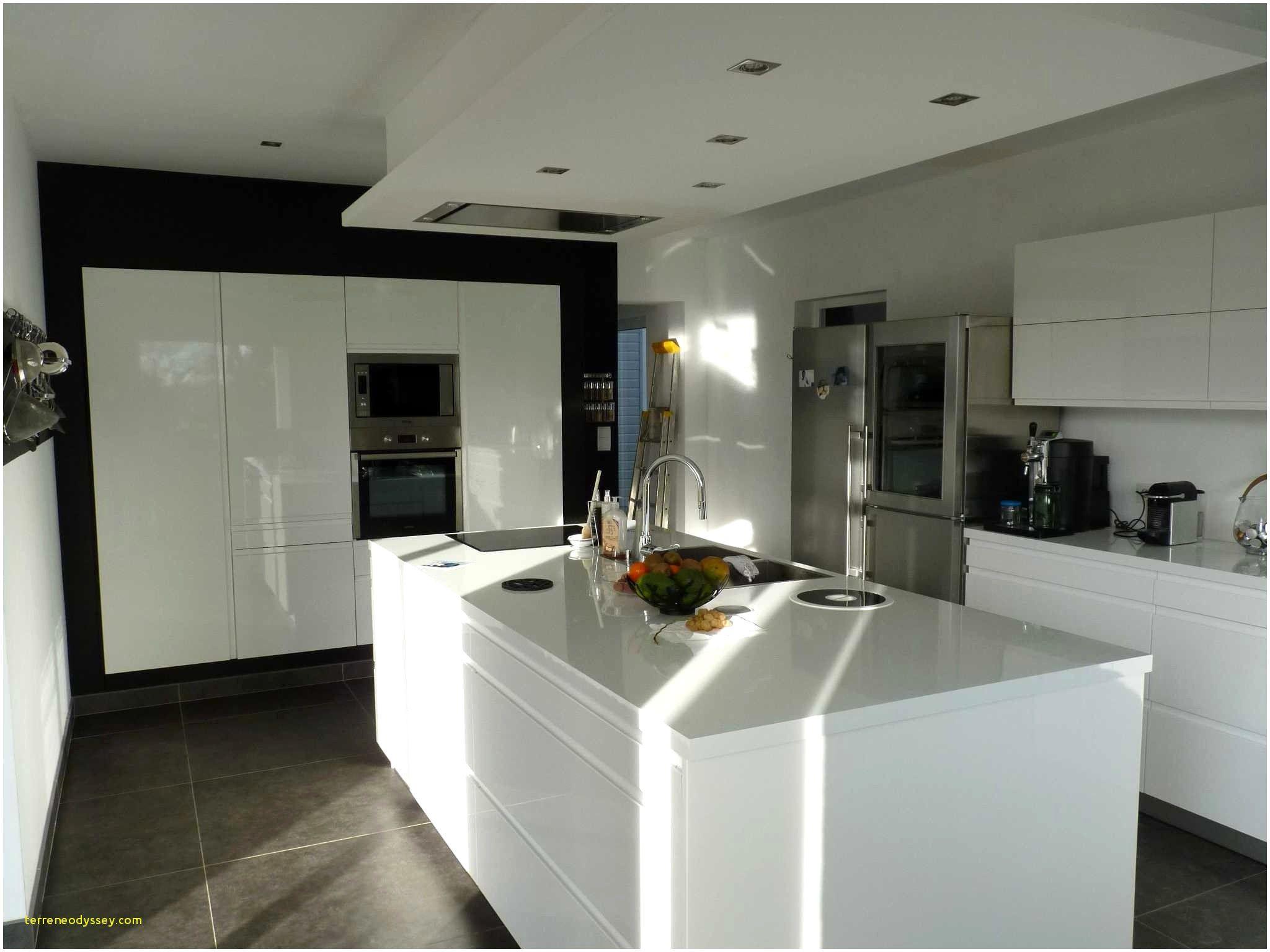 Elegant modele cuisine contemporaine avec ilot central id es de maison ilot cuisine plan - Ilots central de cuisine ...
