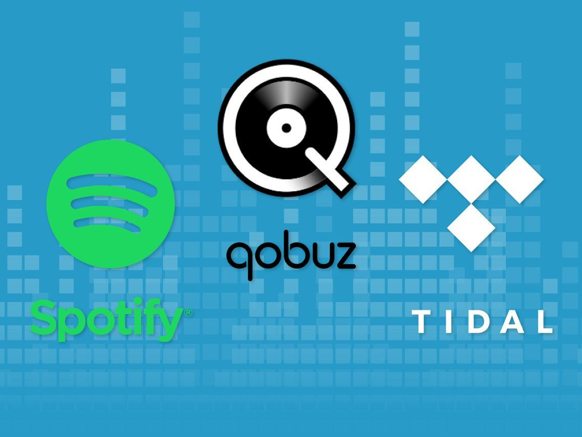 We Compared Spotify Tidal And Qobuz A Streaming Service That Says It Has 29 Times Better Sound Quality Than Spotify Here S How They Fared Music Streaming App Spotify Tidal