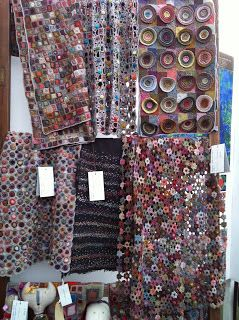 Confessions of an Oxfordshire stitcher: Art in Action 2013 at WATERPERRY part 1 with Sophie Digard