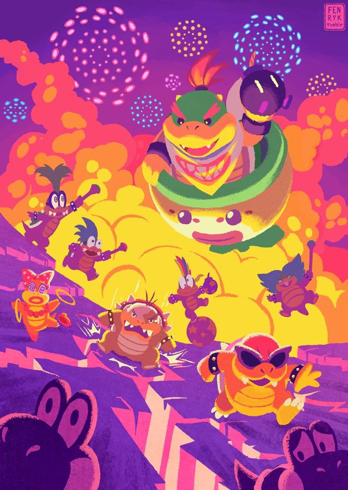 These Colors Super Mario Art Mario Art Super Mario Bros
