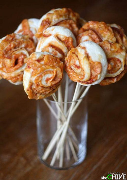 What\u0027s more American than food on a stick? (22 Photos) Pizzas