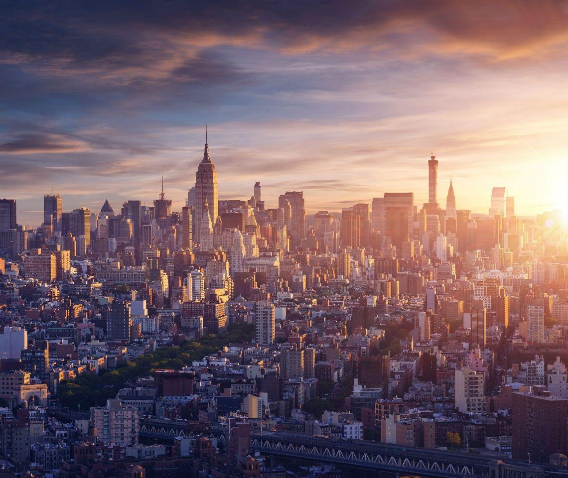 13 amazing new york sunset and sunrise spots | new york