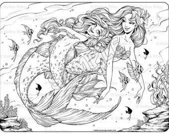 Fairy Crown - Adult Coloring Page в 2020 г (с ...
