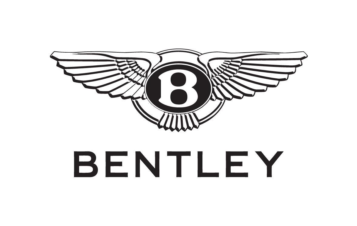 шрифт логотипа бентли