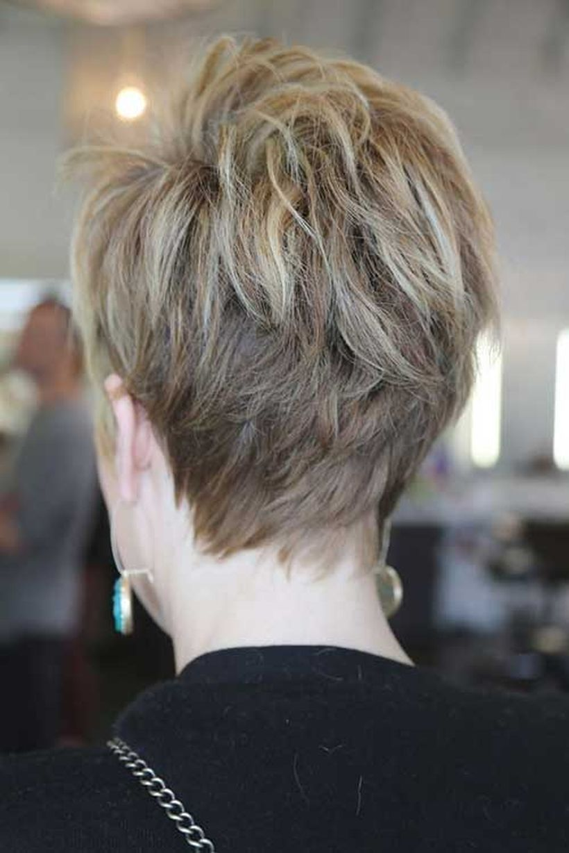 60 Cool Back View Of Undercut Pixie Haircut Hairstyle Ideas Https