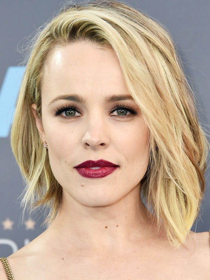 8 Striking Yet Easy Ways To Wear A Red Wine Lip Hairstyles For