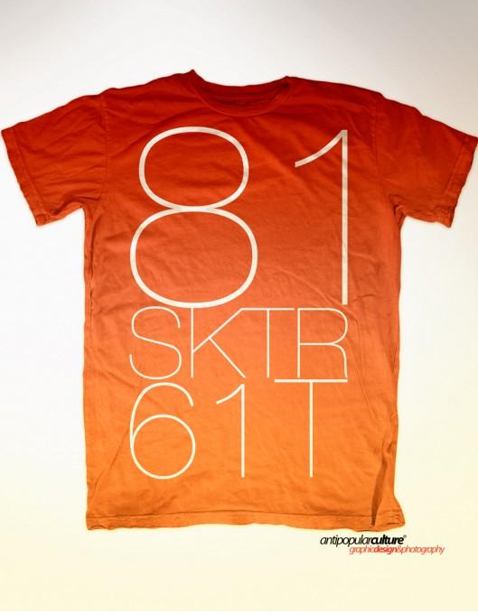 Camiseta number T-shirt