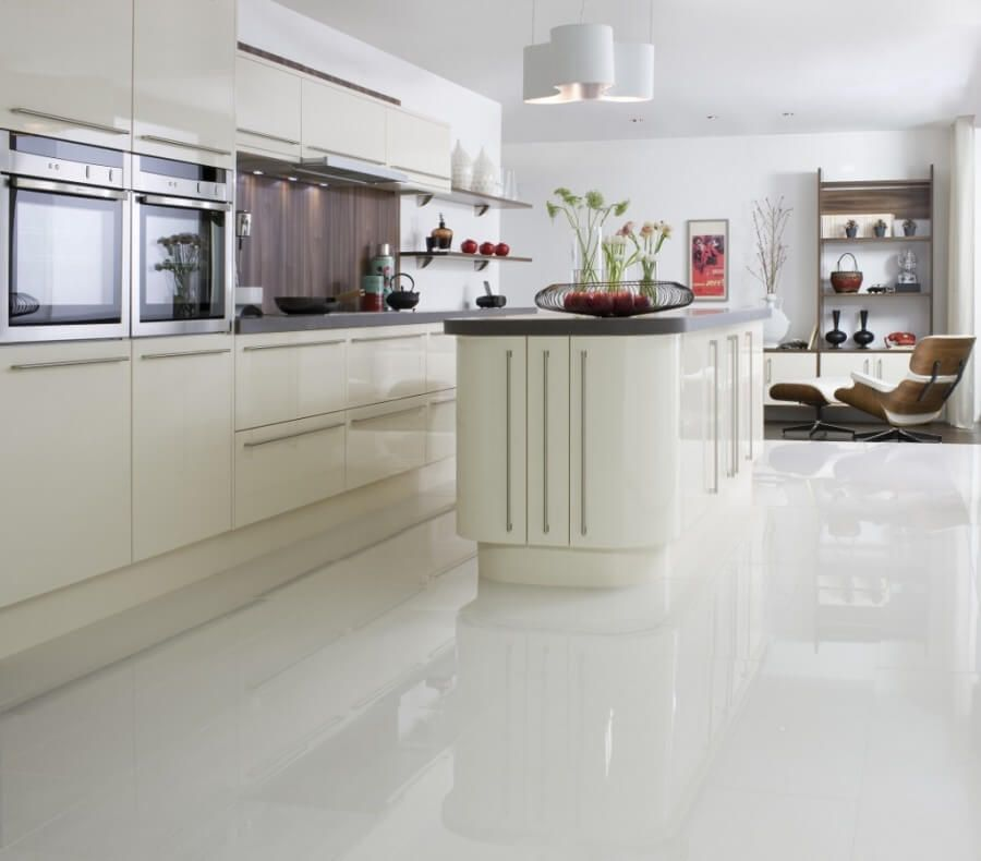 Shining Tiles Designs For Your Floors Kitchen Flooring