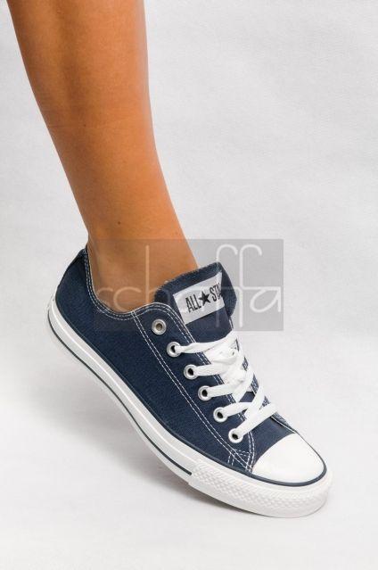 Sportowe Converse Converse Trampki M9697 All Star Navy Buty Buty Damskie Buty Meskie Dzieciece Obuwie Tommy Hilfiger Converse Party Shoes Trendy Shoes