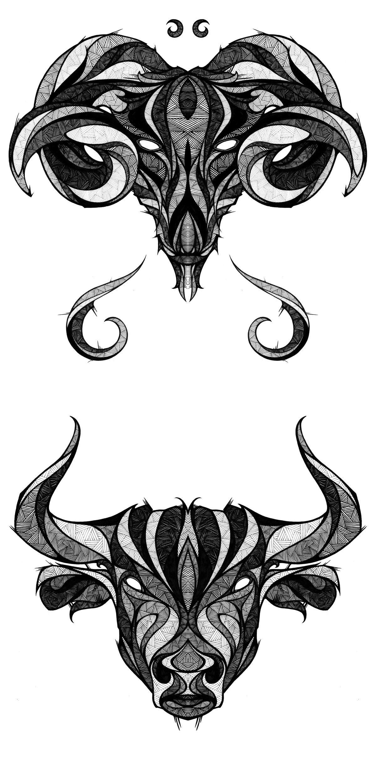 Signs Of The Zodiac Tatoo Tatouage Tatoo Und Idees De Tatouages