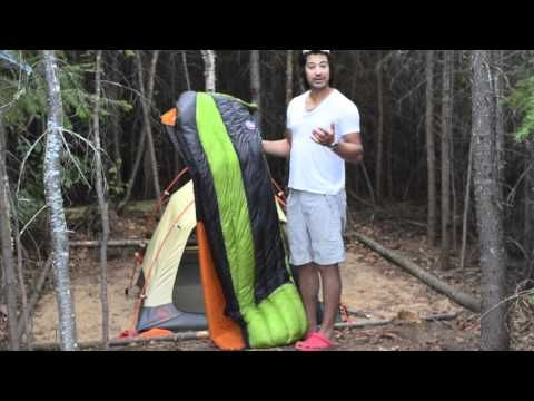 Big Agnes Sleeping Bag Gear Review by The  Expeditioners Roberto