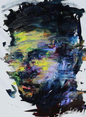 "Saatchi Online Artist LIm Cheol hee; Painting, ""stranger (15)"" #art"